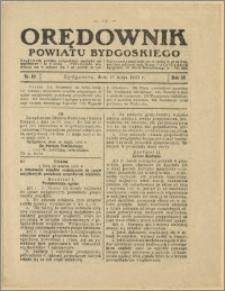 Orędownik Powiatu Bydgoskiego, 1933, nr 19