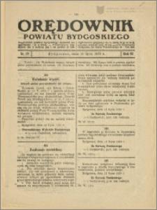 Orędownik Powiatu Bydgoskiego, 1933, nr 28
