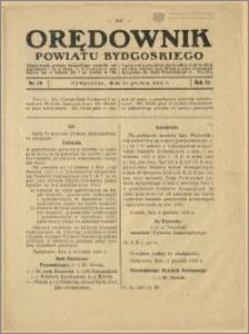 Orędownik Powiatu Bydgoskiego, 1933, nr 50