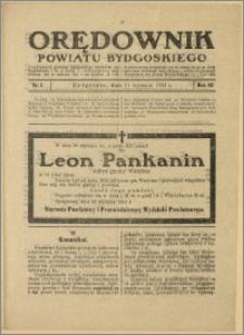 Orędownik Powiatu Bydgoskiego, 1934, nr 5