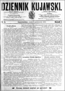 Dziennik Kujawski 1893.10.06 R.1 nr 5