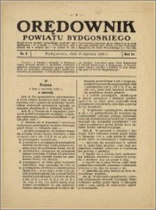 Orędownik Powiatu Bydgoskiego, 1936, nr 2