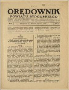 Orędownik Powiatu Bydgoskiego, 1936, nr 3