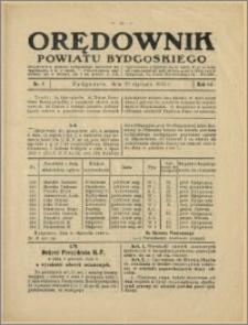 Orędownik Powiatu Bydgoskiego, 1936, nr 4