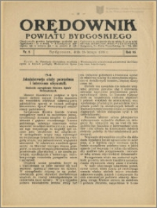 Orędownik Powiatu Bydgoskiego, 1936, nr 8