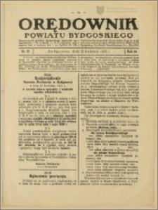 Orędownik Powiatu Bydgoskiego, 1936, nr 17