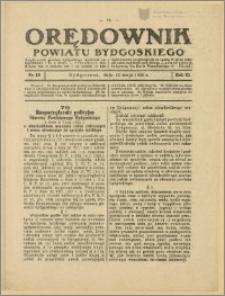 Orędownik Powiatu Bydgoskiego, 1936, nr 19