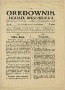 Orędownik Powiatu Bydgoskiego, 1936, nr 25