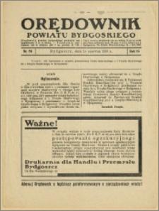 Orędownik Powiatu Bydgoskiego, 1936, nr 26