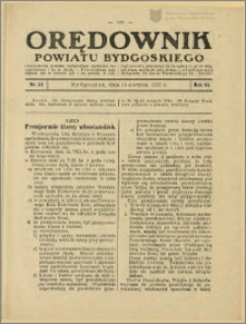 Orędownik Powiatu Bydgoskiego, 1936, nr 34