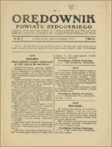 Orędownik Powiatu Bydgoskiego, 1936, nr 35