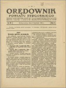 Orędownik Powiatu Bydgoskiego, 1936, nr 33