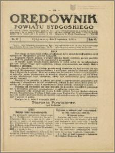 Orędownik Powiatu Bydgoskiego, 1936, nr 37