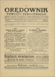 Orędownik Powiatu Bydgoskiego, 1936, nr 45