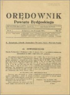 Orędownik Powiatu Bydgoskiego, 1938, nr 21