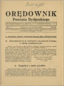 DOrędownik Powiatu Bydgoskiego, 1939, nr 2