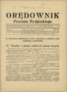 DOrędownik Powiatu Bydgoskiego, 1939, nr 3
