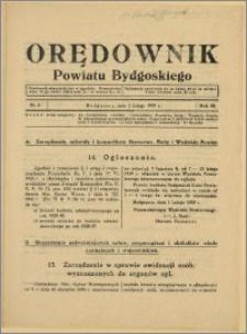 DOrędownik Powiatu Bydgoskiego, 1939, nr 5