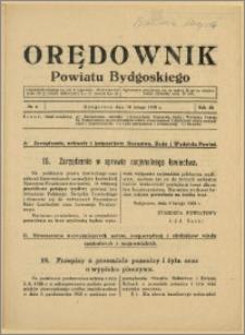 DOrędownik Powiatu Bydgoskiego, 1939, nr 6