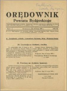 DOrędownik Powiatu Bydgoskiego, 1939, nr 8