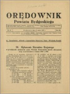 DOrędownik Powiatu Bydgoskiego, 1939, nr 12