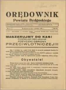 DOrędownik Powiatu Bydgoskiego, 1939, nr 14