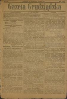 Gazeta Grudziądzka 1917.12.22 R.23 nr 151 + dodatek