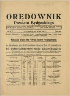 DOrędownik Powiatu Bydgoskiego, 1939, nr 20