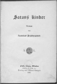 Satans Kinder : Roman
