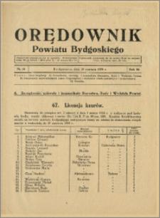 DOrędownik Powiatu Bydgoskiego, 1939, nr 26