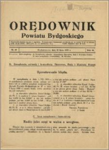 DOrędownik Powiatu Bydgoskiego, 1939, nr 30