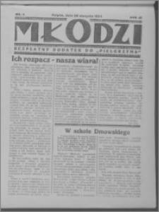 Młodzi, R. III (1934), nr 5
