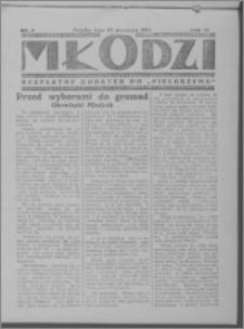 Młodzi, R. III (1934), nr 6