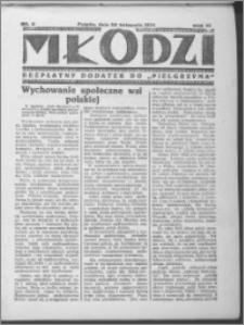 Młodzi, R. III (1934), nr 8