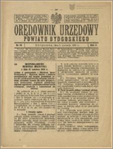Orędownik Urzędowy Powiatu Bydgoskiego, 1928, nr 33