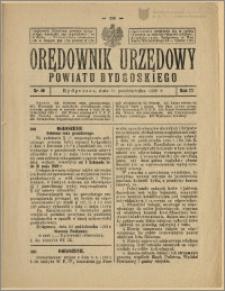 Orędownik Urzędowy Powiatu Bydgoskiego, 1928, nr 46