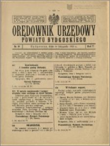 Orędownik Urzędowy Powiatu Bydgoskiego, 1928, nr 48