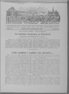 Krzyż, R. 66 (1934), nr 40