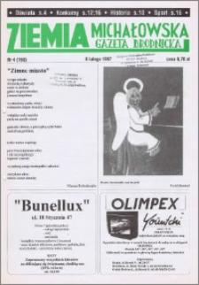 Ziemia Michałowska : Gazeta Brodnicka R. 1997, Nr 4 (159)