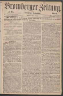 Bromberger Zeitung, 1862, nr 13
