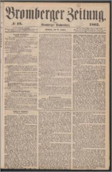 Bromberger Zeitung, 1862, nr 19