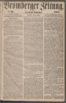 Bromberger Zeitung, 1862, nr 22