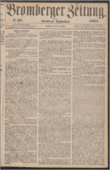 Bromberger Zeitung, 1862, nr 24