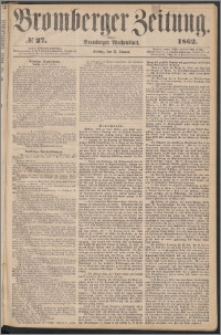 Bromberger Zeitung, 1862, nr 27