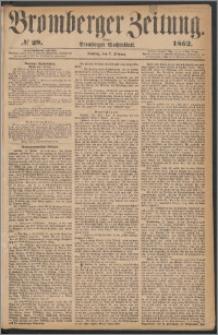 Bromberger Zeitung, 1862, nr 29
