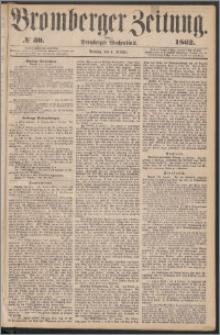 Bromberger Zeitung, 1862, nr 30