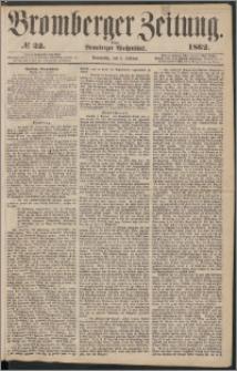 Bromberger Zeitung, 1862, nr 32