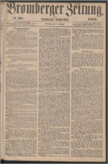 Bromberger Zeitung, 1862, nr 35