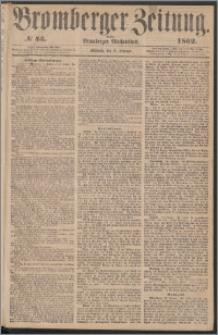 Bromberger Zeitung, 1862, nr 43
