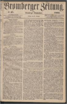 Bromberger Zeitung, 1862, nr 51